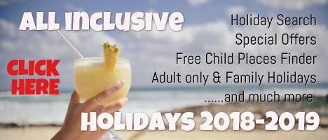 Tui All Inclusive Holidays
